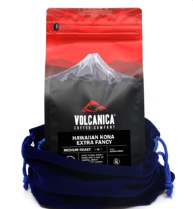 Hawaiian Kona (Volcanica Coffee Co)