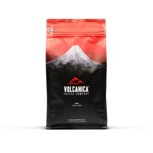 Volcanica Coffee Espresso Dark Roast
