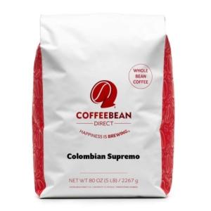 Coffee Bean Direct Colombian Supremo