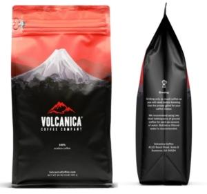 Volcanica Costa Rica Peaberry Coffee