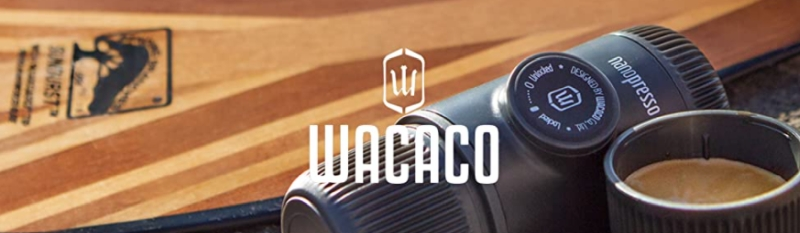 Wacaco Portable Coffee Makers