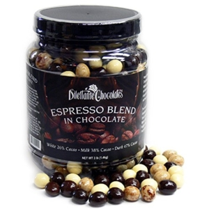 Chocolate Covered Espresso Bean Blend Jar