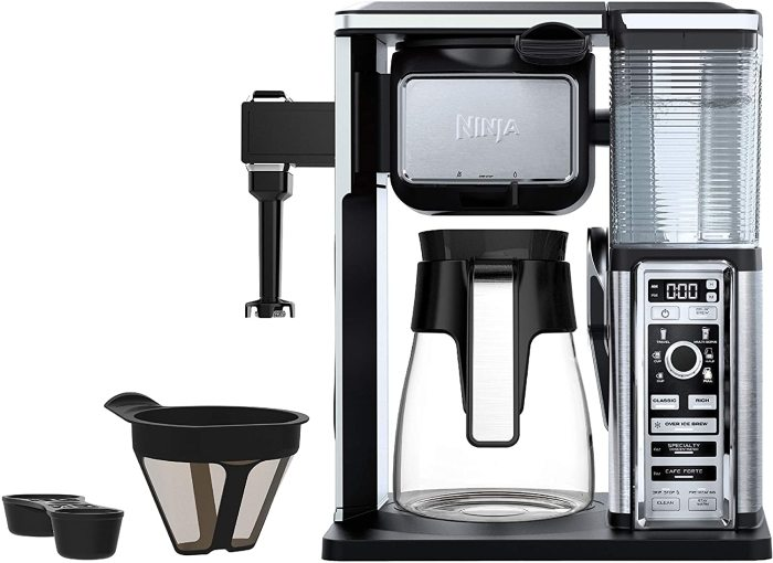 Ninja Coffee Makers, 50 oz, Silver
