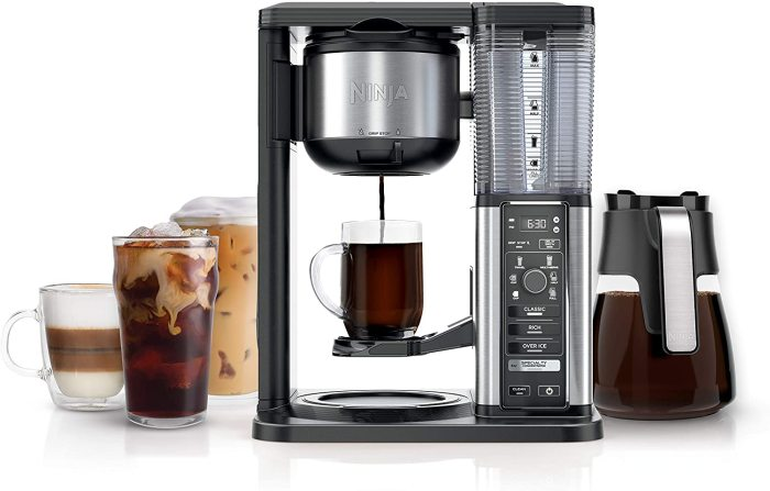 Ninja Specialty Coffee Maker, with 50 Oz Glass Carafe